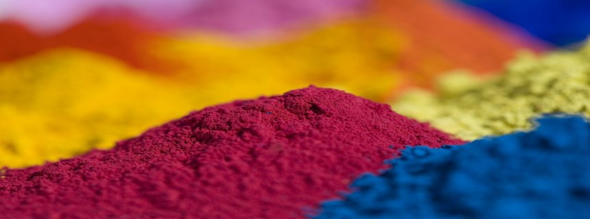Pigments & Colorants